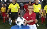 Tin tức World Cup 2018 - World Cup 2018: Khoảnh khắc hài hước cậu bé cướp bóng của trọng tài