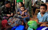 Philippines chiến đấu với tàn quân IS, 11.000 dân phải đi sơ tán