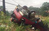Tin tức - Lật xe tải chở công nhân lao động tại lào, 7 người Nghệ An thương vong