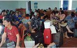 Thời tiết xấu, 5.000 du khách đang mắc kẹt trên đảo Cô Tô