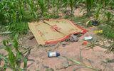 Phát hiện đôi nam nữ tử vong bất thường trong ruộng ngô