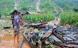 Mưa lũ ở Hà Giang: Tìm thấy thi thể 2 nạn nhân