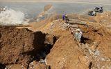 Cao tốc Hạ Long - Vân Đồn sạt lở nghiêm trọng sau mưa lớn