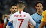 """Cavani """"tiễn"""" Ronaldo theo chân Messi, Bồ Đào Nha thất thểu về nước"""