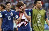 """World Cup 2018: HLV Nhật Bản gọi trận thua là """"thảm kịch"""", các cầu thủ """"chết lặng"""""""