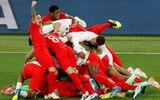 Anh đập tan lời nguyền penalty, góp mặt vào tứ kết World Cup 2018