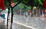 Dự báo thời tiết 9/7: Mưa to, nguy cơ xảy ra lũ quét ở các tỉnh miền núi