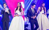 Hoa hậu Phạm Hương rạng rỡ sánh đôi cùng mỹ nam xứ Hàn Jung Hae In