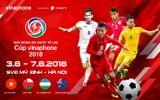 Vinaphone là nhà tài trợ chính cho Giải Bóng đá Quốc tế U23 – Cúp Vinaphone 2018