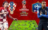 Pháp vs Croatia: Cuộc tái ngộ sau 20 năm, định mệnh sẽ gọi tên ai?