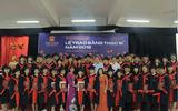 Đại học Đại Nam: Những cái nhất trong lễ trao bằng tốt nghiệp cao học khóa 4