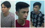 Bắt giữ băng nhóm thực hiện 7 vụ cướp giật liên hoàn lúc rạng sáng