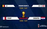 Lịch thi đấu World Cup 2018: Ai sẽ là nhà đương kim vô địch năm nay