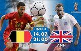 HLV đội tuyển Anh: Các cầu thủ sẽ cháy hết mình trước Bỉ