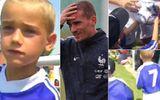 Tin tức - Video: Griezmann 7 tuổi chạy theo xin chữ ký dàn danh thủ World Cup 20 năm trước