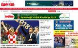 Tin tức - Báo Tuổi trẻ Online bị đình bản 3 tháng, xử phạt 220 triệu đồng