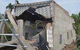 Căn nhà 600 triệu vừa xây xong của ông lão 63 tuổi bất ngờ đổ sập