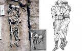 Tin tức - Hé lộ nguyên nhân cặp hài cốt nam nữ ôm nhau suốt 3.000 năm