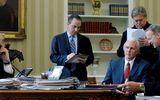 Hé lộ danh sách các nguyên thủ được 2 tổng thống Mỹ - Nga liên lạc nhiều nhất trong năm 2017