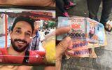 Tin trong nước - Video: Xôn xao nghi vấn xích lô ở Hà Nội lừa đảo du khách Pháp bằng tiền âm phủ