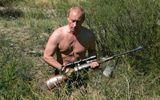 Chùm ảnh: Hé lộ cuộc sống thường ngày của Tổng thống Nga Putin