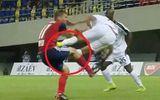 Bóng đá - Cầu thủ Pháp song phi vào giữa bụng đối thủ tại vòng loại Champions League 2018