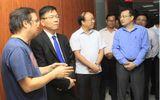 Bộ trưởng bộ Tư pháp thăm tòa soạn báo Đời sống và Pháp luật, báo điện tử Người Đưa Tin