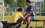 Công Phượng bất ngờ gặp chấn thương khi hội quân với U23 Việt Nam