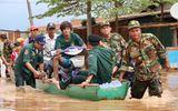 Hàng ngàn người dân Campuchia phải sơ tán vì nước lũ sau vụ vỡ đập thủy điện Lào
