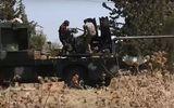 Quân đội Syria mở cuộc tấn công quy mô lớn đẩy lùi IS đến vùng sa mạc sát biên giới