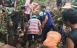 Thái Lan: Sạt lở đất do mưa lũ, 7 người thiệt mạng, 2 người mất tích