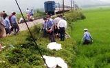 Thanh Hóa: Chạy xe băng qua đường sắt, hai vợ chồng tử vong tại chỗ