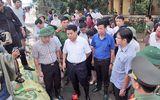 Chủ tịch Hà Nội chỉ đạo di dời 14.000 hộ dân ở Chương Mỹ trong đêm nếu lũ lớn
