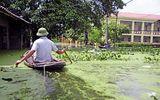 """Hà Nội: Chưa thoát ngập, người dân """"vùng lũ Chương Mỹ"""" sắp đối mặt với trận lụt mới"""