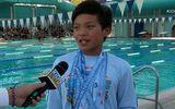 Cậu bé 10 tuổi phá kỷ lục thế giới của kình ngư Michael Phelps