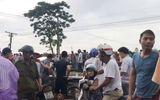 Tin tai nạn giao thông mới nhất ngày 2/8/2018: Tàu hoả đâm nát ô tô chở 4 người băng qua đường
