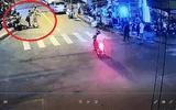 Camera ghi lại cảnh đối tượng mang 4 tiền án hành hung CSGT