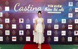 Á hoàng Kim cương Empire Lưu Lan Anh sang trọng trong vai trò giám khảo chung kết cuộc thi Tìm Kiếm Thiên Tài Nhí 2018