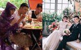 Dở khóc dở cười với cô dâu diện