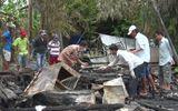 Lời khai lạnh gáy của kẻ phóng hỏa đốt nhà khiến 2 mẹ con chết cháy