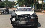 Siêu xe Rolls-Royce toác đầu sau cú va chạm với xe Honda CRV