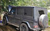 Xe Mercedes-Benz G55 gắn biển số giả quân đội: Chủ xe dùng biển đỏ chạy cho oai