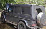 "Chủ xe Mercedes-Benz G55 khai gắn biển số quân đội giả để chạy cho ""oai"""