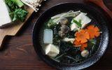 Tin tức - Clip: Lạ miệng với món canh rong biển đậu hũ chay Mùa Vu Lan