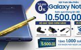 Kinh doanh - 1.700 Voucher nghỉ dưỡng 5 sao tặng khách đặt mua Samsung Galaxy Note9