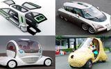 Tin tức - Clip: 10 mẫu xe ô tô kì quái chỉ có người Nhật mới nghĩ ra nổi