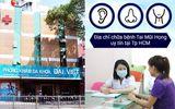 Sức khoẻ - Làm đẹp - Khám Tai Mũi Họng tại Phòng Khám Đa Khoa Đại Việt