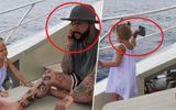 Tin tức - Video: Bị ngó lơ, bé gái 4 tuổi hồn nhiên ném điện thoại của bố xuống biển