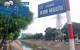 """Hà Nội: 1km có tới 7 ống xả thải, sông Kim Ngưu khó """"hồi sinh"""""""