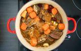 Tin tức - Cách chế biến sườn kho cay kiểu Hàn cho bữa cơm tối đậm đà